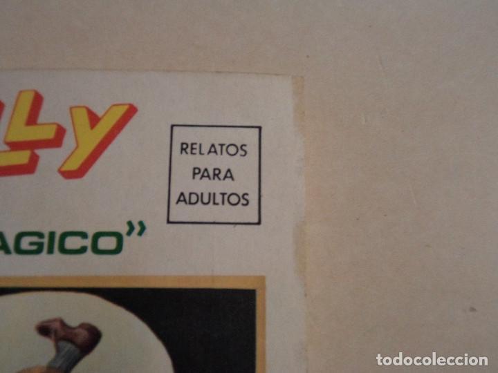 Cómics: KELLY OJO MÁGICO EDICIÓN ESPECIAL Nº 7 - VERTICE TACO - Foto 4 - 143631838
