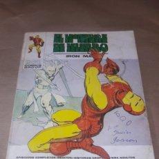 Cómics: EL HOMBRE DE HIERRO IRON MAN MARVEL 1973. Lote 143657574