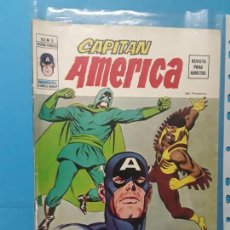 Cómics: CAPITAN AMERICA VOLUMEN 2 N 3 VÉRTICE. Lote 143676626