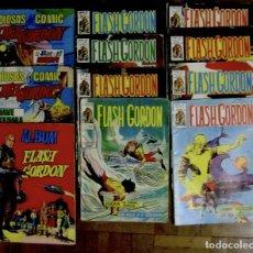 Comics: 8 FLASH GORDON VERTICE, 3 EDITORA VALENCIANA.. Lote 143703810