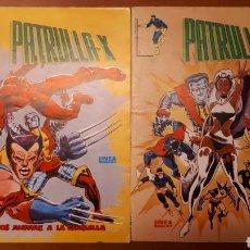 Cómics: PATRULLA X 1 AL 5. Lote 143731598