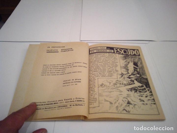 Cómics: CORONEL FURIA - VERTICE - VOLUMEN 1 - COLECCION COMPLETA -17 NUMEROS - MUY BUEN ESTADO -- cj 114 - Foto 14 - 143857878