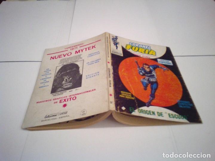 Cómics: CORONEL FURIA - VERTICE - VOLUMEN 1 - COLECCION COMPLETA -17 NUMEROS - MUY BUEN ESTADO -- cj 114 - Foto 17 - 143857878