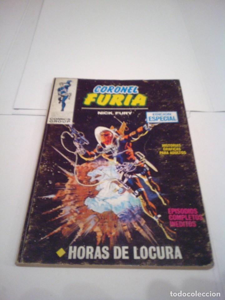 Cómics: CORONEL FURIA - VERTICE - VOLUMEN 1 - COLECCION COMPLETA -17 NUMEROS - MUY BUEN ESTADO -- cj 114 - Foto 18 - 143857878