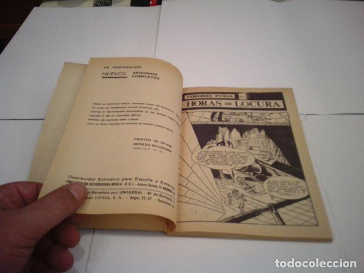 Cómics: CORONEL FURIA - VERTICE - VOLUMEN 1 - COLECCION COMPLETA -17 NUMEROS - MUY BUEN ESTADO -- cj 114 - Foto 20 - 143857878