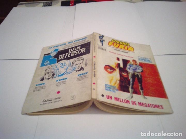 Cómics: CORONEL FURIA - VERTICE - VOLUMEN 1 - COLECCION COMPLETA -17 NUMEROS - MUY BUEN ESTADO -- cj 114 - Foto 36 - 143857878