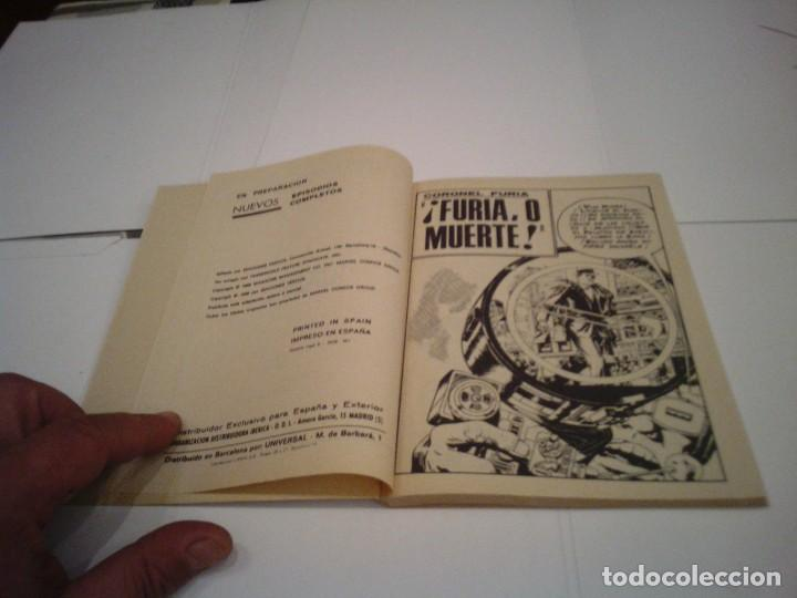 Cómics: CORONEL FURIA - VERTICE - VOLUMEN 1 - COLECCION COMPLETA -17 NUMEROS - MUY BUEN ESTADO -- cj 114 - Foto 59 - 143857878