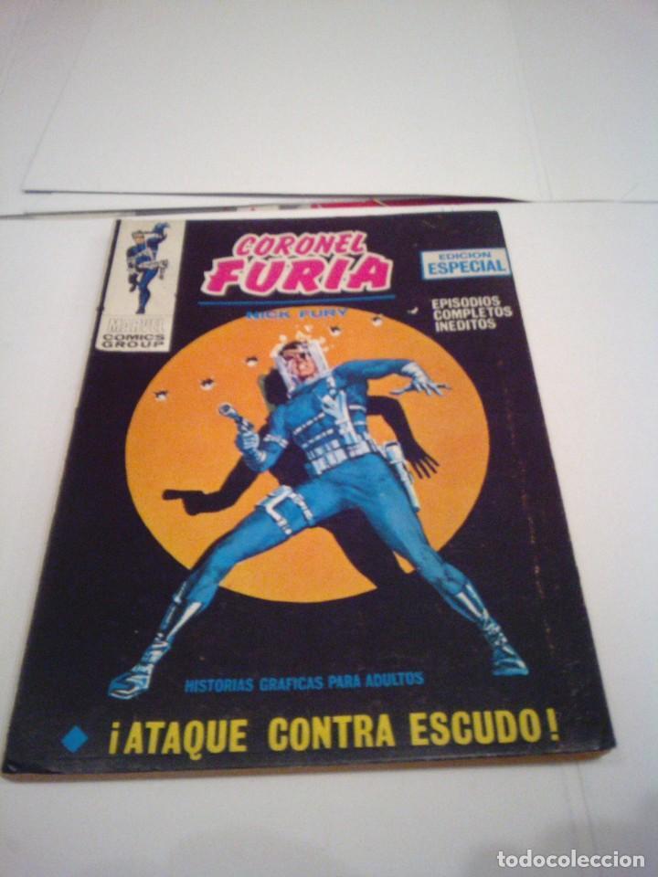 Cómics: CORONEL FURIA - VERTICE - VOLUMEN 1 - COLECCION COMPLETA -17 NUMEROS - MUY BUEN ESTADO -- cj 114 - Foto 71 - 143857878