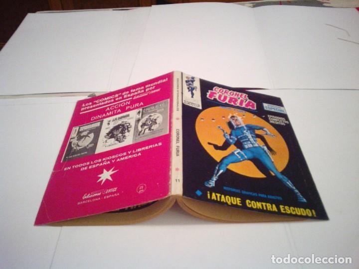 Cómics: CORONEL FURIA - VERTICE - VOLUMEN 1 - COLECCION COMPLETA -17 NUMEROS - MUY BUEN ESTADO -- cj 114 - Foto 77 - 143857878