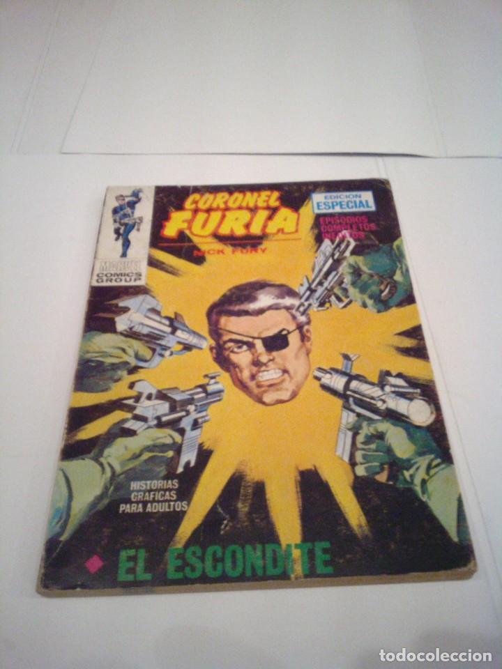 Cómics: CORONEL FURIA - VERTICE - VOLUMEN 1 - COLECCION COMPLETA -17 NUMEROS - MUY BUEN ESTADO -- cj 114 - Foto 91 - 143857878