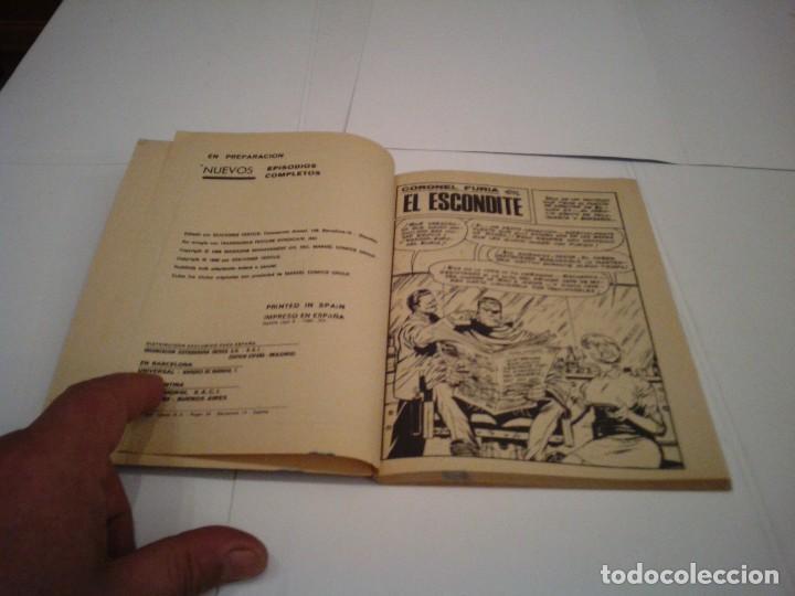 Cómics: CORONEL FURIA - VERTICE - VOLUMEN 1 - COLECCION COMPLETA -17 NUMEROS - MUY BUEN ESTADO -- cj 114 - Foto 93 - 143857878