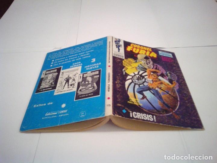 Cómics: CORONEL FURIA - VERTICE - VOLUMEN 1 - COLECCION COMPLETA -17 NUMEROS - MUY BUEN ESTADO -- cj 114 - Foto 104 - 143857878