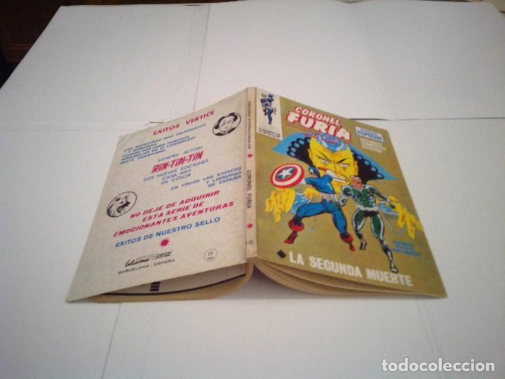 Cómics: CORONEL FURIA - VERTICE - VOLUMEN 1 - COLECCION COMPLETA -17 NUMEROS - MUY BUEN ESTADO -- cj 114 - Foto 112 - 143857878