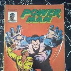 Cómics: VERTICE MUNDI COMICS - POWERMAN NUM. 4 . ULTIMO DE LA COLECCION MUY DIFICIL. Lote 143892490