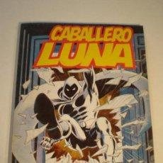 Cómics: CABALLERO LUNA - Nº 1 , 2, 3, 4 Y 5 - 5 NUMEROS RETAPADOS VERTICE 1981 // MOENCH SIENKIEWICZ MARVEL . Lote 143929354