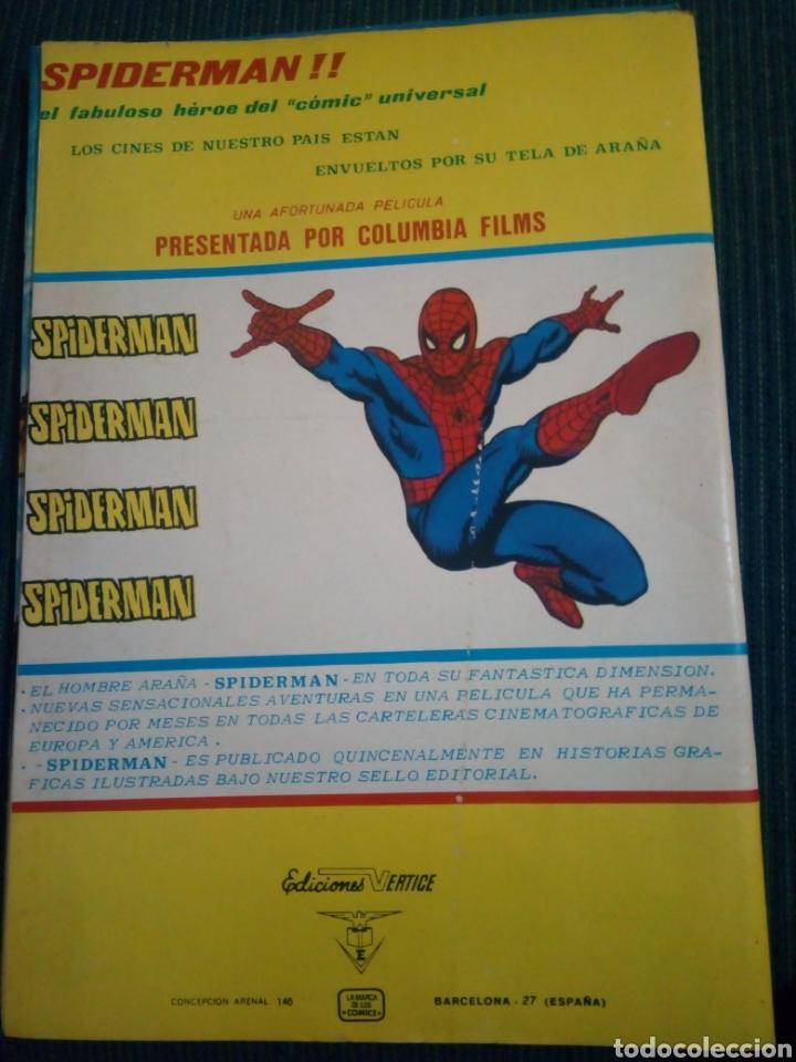 Cómics: super héroes n° 94 vertice - Foto 2 - 143991457
