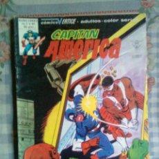 Cómics: CAPITÁN AMÉRICA -V-3 - Nº 44 - ¡JAULA MENTAL! - GRAN FRANK ROBBINS-1980-BUENO-DIFÍCIL-LEAN-9837. Lote 144053882