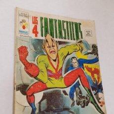 Cómics: LOS 4 FANTÁSTICOS Nº 27. V.2. ¡CUANDO LOS GIGANTES ANDAN...! VERTICE. 1976 35 PTS . Lote 144069574