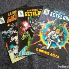 Cómics: GUERRAS ESTELARES Nº 1 2 Y 3 - STAR WARS . Lote 144092018