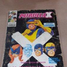 Cómics: PATRULLA X MEN MARVEL EDICIÓN ESPECIAL LOS CENTINELAS VIVEN 1971. Lote 144316128