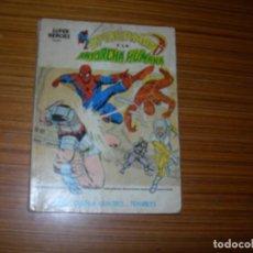 Cómics: SUPER HEROES Nº 2 EDITA VERTICE . Lote 144326102