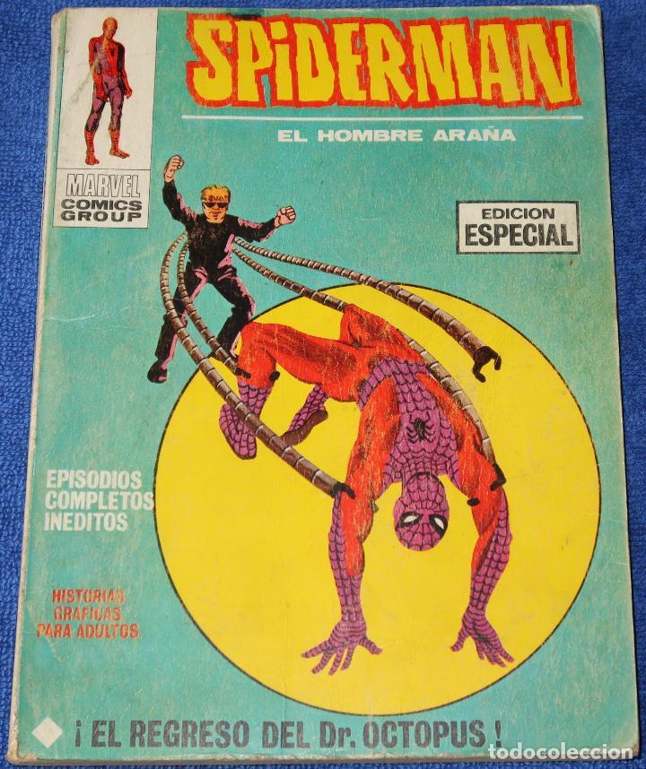 SPIDERMAN 05 - VOL.1 - VERTICE (Tebeos y Comics - Vértice - V.1)