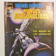 Cómics: RELATOS SALVAJES MUNDOS DESCONOCIDOS V 1 Nº 24 VÉRTICE. Lote 144534606