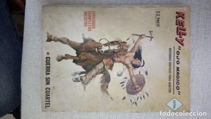 KELLY OJO MAGICO DE ZOLTEC VERTICE 11 BUEN ESTADO (Tebeos y Comics - Vértice - Fleetway)