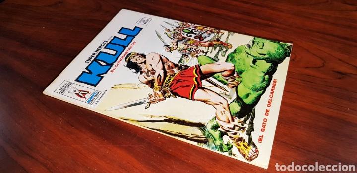 EXCELENTE ESTADO SUPER HEROES 21 VERTICE VOL II (Tebeos y Comics - Vértice - Super Héroes)