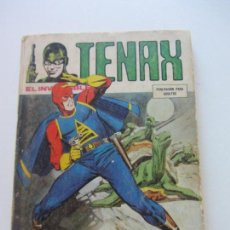 Comics: TENAX EL INVENCIBLE Nº 17 LOS HEREDEROS DE LA LUNA VERTICE TACO CX02. Lote 144639130