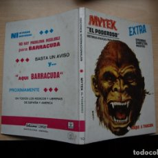 MYTEK EL PODEROSO - NÚMERO 10 - FORMATO TACO - VERTICE