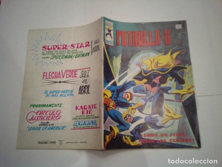 Cómics: PATRULLA X - VERTICE - VOLUMEN 3 - COLECCION COMPLETA - 35 NUMEROS - BUEN ESTADO - GORBAUD - CJ 98 - Foto 33 - 140554786