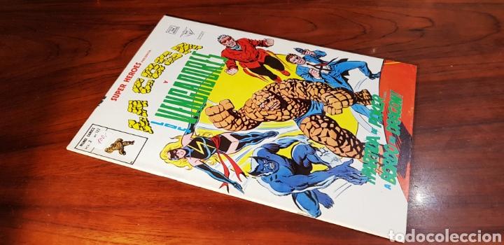 EXCELENTE ESTADO SUPER HEROES 117 VERTICE VOL II (Tebeos y Comics - Vértice - Super Héroes)