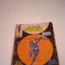 Cómics: CORONEL FURIA - VERTICE - VOLUMEN 1 - NUMERO 2 - 25 PESETAS - CJ 99 - GORBAUD. Lote 144767402