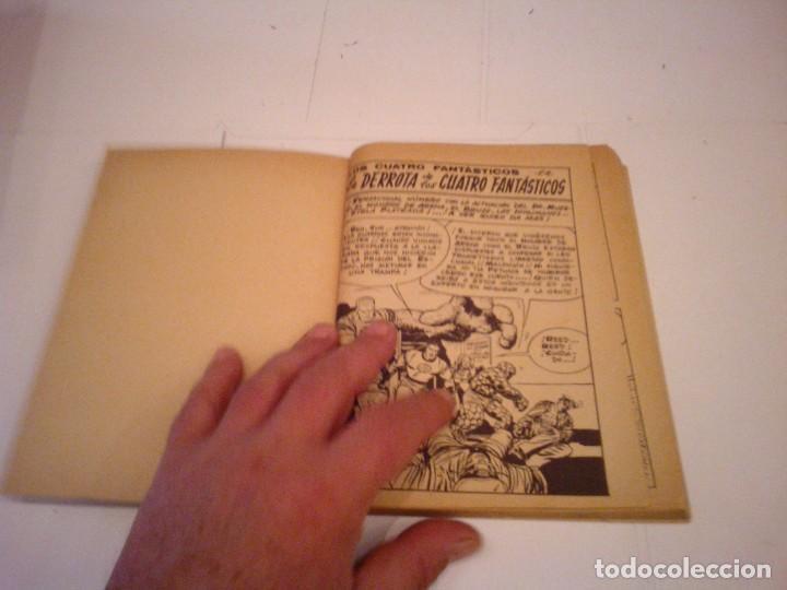 Cómics: LOS 4 FANTASTICOS - VERTICE - VOLUMEN 1 - NUMERO 28 - BUEN ESTADO . CJ 99 - GORBAUD - Foto 2 - 144788370