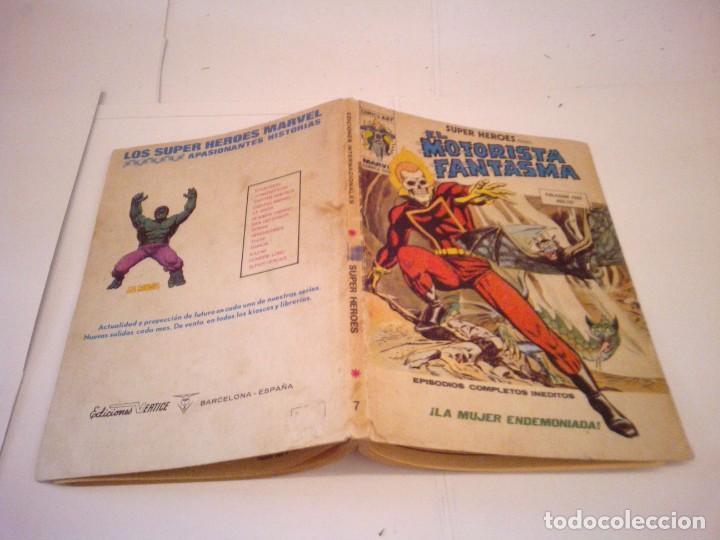 Cómics: SUPER HEROES - VOLUMEN 1 - NUMERO 7 - VERTICE - BE - cj 99 - GORBAUD - Foto 5 - 144790918