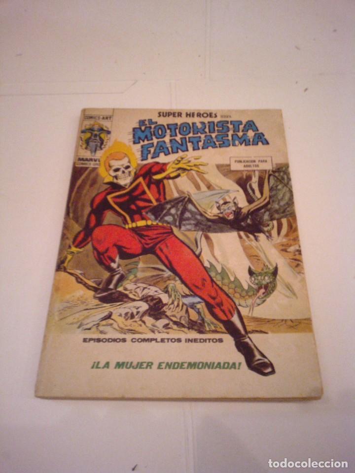 SUPER HEROES - VOLUMEN 1 - NUMERO 7 - VERTICE - BE - CJ 99 - GORBAUD (Tebeos y Comics - Vértice - Super Héroes)