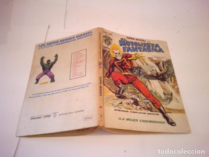 Cómics: SUPER HEROES - VOLUMEN 1 - NUMERO 7 - VERTICE - BE - cj 99 - GORBAUD - Foto 5 - 144791010
