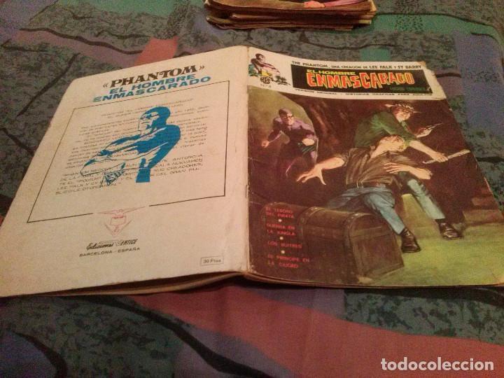 EL HOMBRE ENMASCARADO Nº 4 LOS BUITRES VOL. 1 - VERTICE (Tebeos y Comics - Vértice - Hombre Enmascarado)