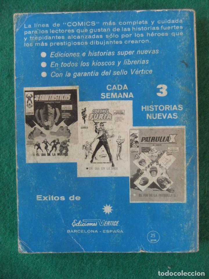 Cómics: PATRULLA X Nº 27 LOS CENTINELAS VIVEN VERTICE TACO - Foto 2 - 144872806