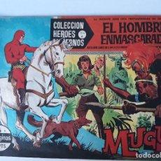 Cómics: EL HOMBRE ENMASCARADO Nº 6 AÑO 1958 (MUGÚ ). Lote 145098414