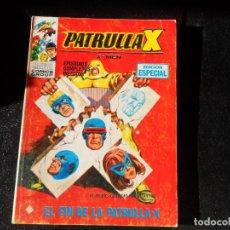 Cómics: PATRULLA X Nº 20 VOLUMEN 1 EDICIONES VERTICE EL FIN DE LA PATRULLA X . Lote 145233822