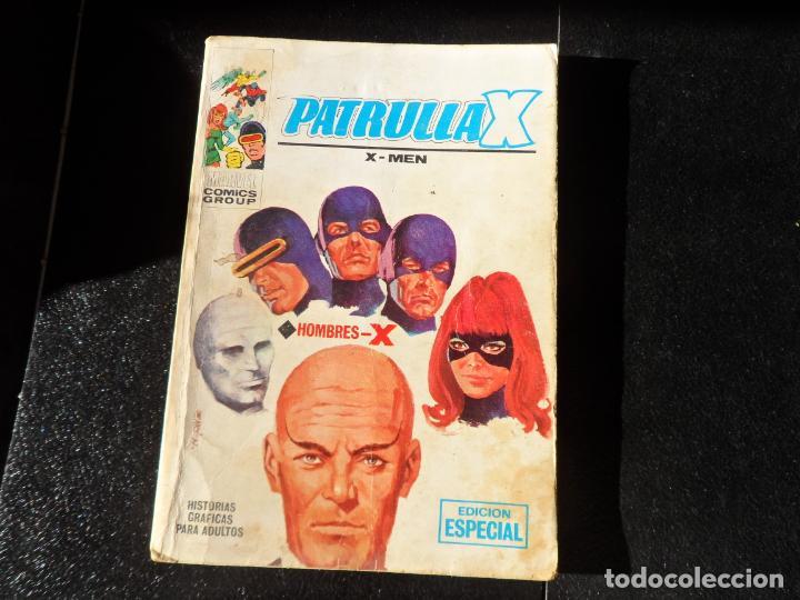 PATRULLA X Nº 1 EDICIONES VERTICE VOLUMEN 1 (Comics und Tebeos - Vértice - Patrulla X)