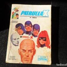 Cómics: PATRULLA X Nº 1 EDICIONES VERTICE VOLUMEN 1. Lote 145980320