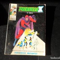 Cómics: PATRULLA X Nº 2 PERVERSOS MUTANTES VERTICE VOLUMEN 1 1969 . Lote 145234190