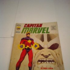 Cómics: CAPITAN MARVEL - VERTICE - VOLUMEN 2 - NUMERO 1 - BUEN ESTADO - CJ 99 - GORBAUD. Lote 145310734
