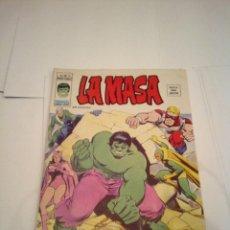 Cómics: LA MASA - VERTICE - VOLUMEN 3 -NUMERO 14 - MUY BUEN ESTADO - CJ 107 - GORBAUD. Lote 145312678