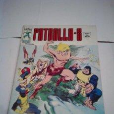 Cómics: PATRULLA X - VERTICE - VOLUMEN 3 - NUMERO 5 - MUY BUEN ESTADO - EXCELENTE - GORBAUD - CJ 99. Lote 145316386