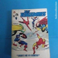 Cómics: LOS VENGADORES VOL.1 N 52 VÉRTICE. Lote 145319514