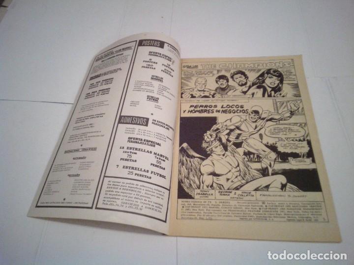 Cómics: SUPER HEROES - VERTICE - VOLUMEN 2 - NUMERO 75 - GORBAUD - CJ 99 - Foto 2 - 145329118